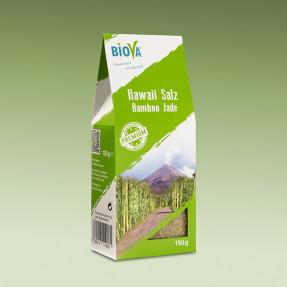 Organic Hawaian organic green salt