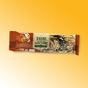 Organic almond bar
