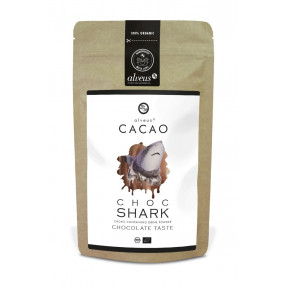 Organic cocoa powder, 125 gr zip