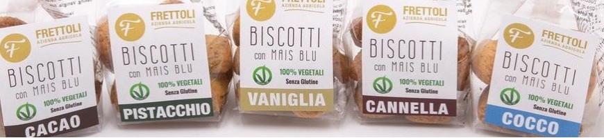 Vegan biscuits, gluten free
