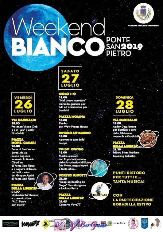 Notte Bianca a Ponte San Pietro