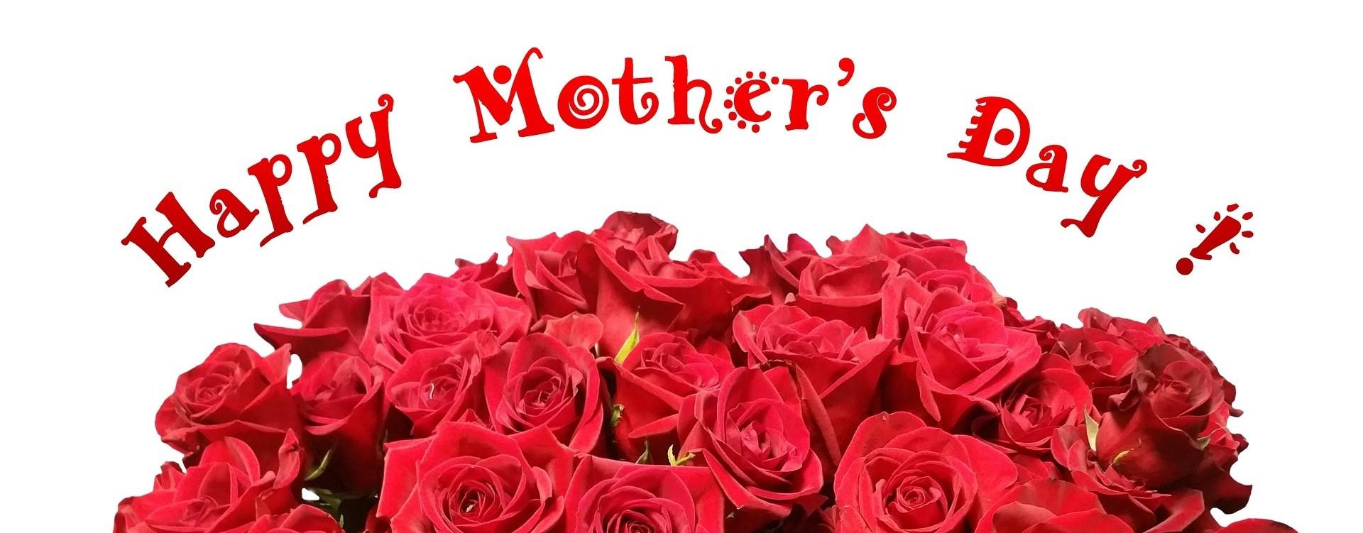 12 Maggio Festa della Mamma: aperti